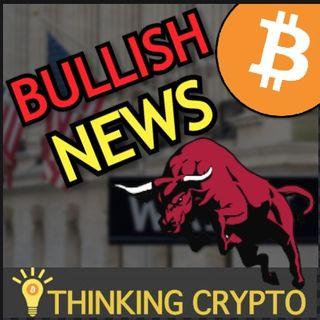 Bloomberg is BULLISH on BITCOIN Says $12K Soon & Binance Acquires Crypto Debit Card Swipe