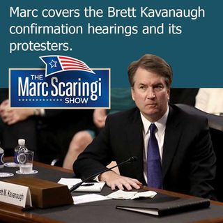 The Marc Scaringi Show 2018_09_08 Brett Kavanaugh confirmation hearings