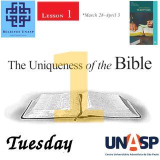 604-Sabbath School - Mar.31 Tuesday