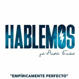 "Empíricamente perfecto - Luis Jimenez ""Hostility"""