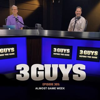 WVU Football - Almost Game Week For The Mountaineers (Episode 305)
