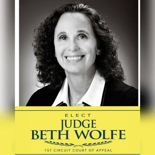 Get Hirstified March 9th-Guest: Judge Beth Wolfe running for Circuit Court, Topics: coronavirus, Joe Biden