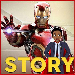 Iron Man - Sleep Story