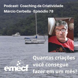 Episódio 78 - Coaching da Criatividade