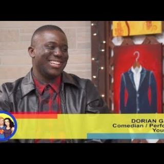 Stand Up Comedy With The Next Dorian Gayle: an interview on the Hangin With Web Show