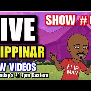 Live Show #66 | Flipping Houses Flippinar: House Flipping With No Cash or Credit 08-09-18