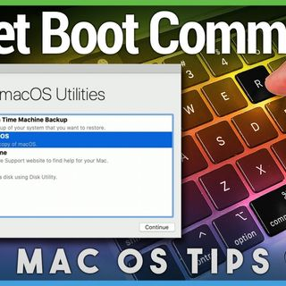 HOM 21: Secret Mac Boot Commands - Mac Boot Key Combinations