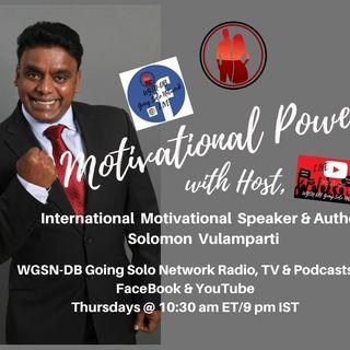 Motivational Power!