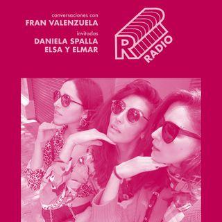 Ruidosa Radio con Daniela Spalla y Elsa y Elmar