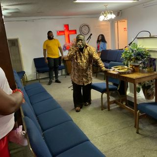 Episode 152 - God's Day with Lady Aunqunic Collins -  Sunday Morning Worship on 10.18.2020 - Part 2