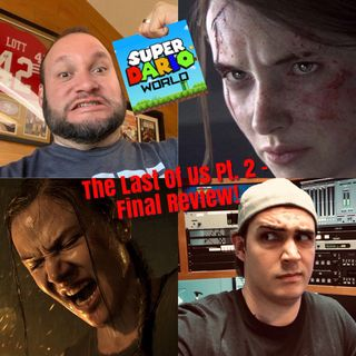 Last Of Us Pt. 2 - Ending Review W/Eddie Pappani