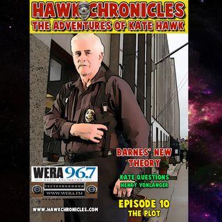 "Episode 10 Hawk Chronicles ""The Plot"""
