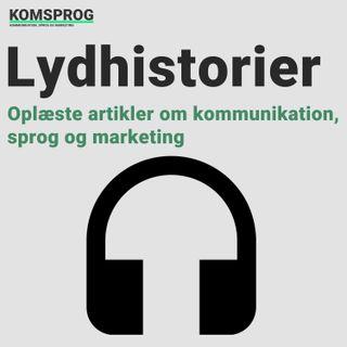 Lydhistorier