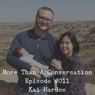#011 Kai Hardee, Pastor