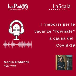 """Ep. 58 IusPod I rimborsi per le vacanze """"rovinate"""" a causa del Covid-19"""
