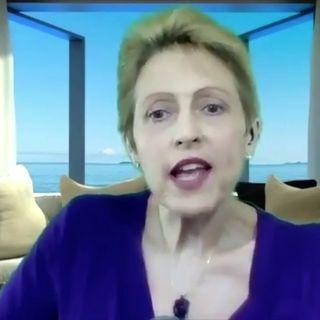 Mary Giuliani LIVE, Ep 40, 11-1-17, Mary Giuliani Shares Her Hero's Journey Story