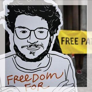 Patrick Zaki, in carcere da un anno