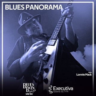 Blues Box - Rádio Executiva - 19 de Setembro de 2020