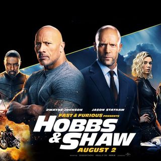 Damn You Hollywood: Hobbs & Shaw