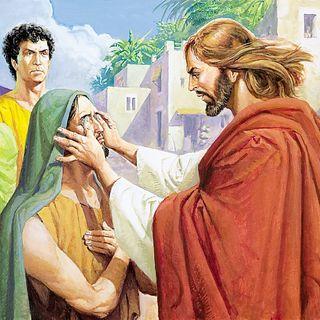 Signore, Tu che sei il Salvatore, liberaci da ogni cecità!🙏🏻😇😍