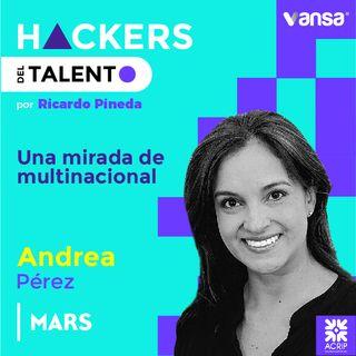 037. Una mirada de multinacional - Andrea Perez (Mars)  -  Lado B