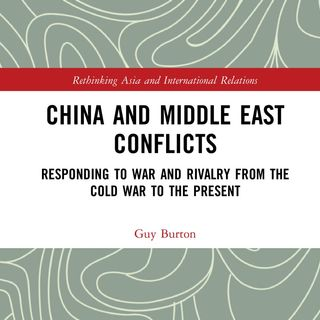 China and Middle East Conflicts. Responding to war and rivalry from the Cold War to the present