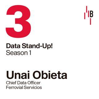 Unai Obieta · Chief Data Officer · Ferrovial Servicios