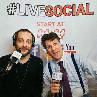 L'avv. Renato Savoia  intervistato per Live Social Radio Verona
