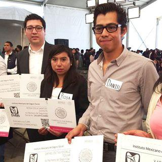 Más de 6 millones de alumnos afiliados al IMSS