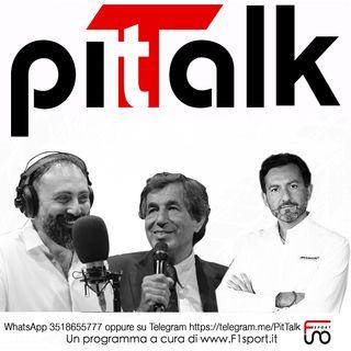 Pit Talk - F1 - Analisi dei test e il comunicato FIA Ferrari