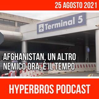 Editoriale - Afghanistan, un altro nemico ora è il tempo