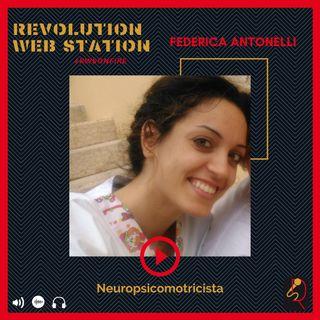 INTERVISTA FEDERICA ANTONELLI - NEUROPSICOMOTRICISTA