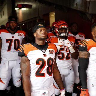 Locked on Bengals - 9/5/17 Geoff Hobson and Joe Goodberry talk Burfict, Mixon and more