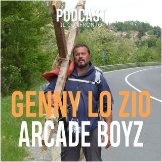 GENNY LO ZIO vs Arcade Boyz [ IL CONFRONTO ]