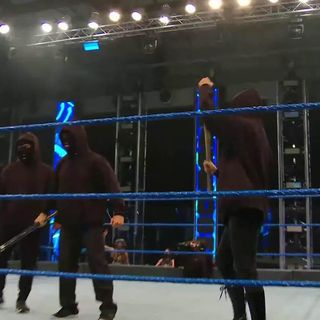 HSP SmackDown Review: Show Ends in Chaos as Retribution Tears Apart Performance Center