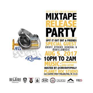 Spit It Out Mixtape Release Party Interview w/ Rap Artist Touch Money Beez