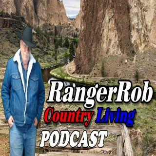 RangerRob Live Chat Podcast, Homesteading, Prepping & Hydroponics Ep.8