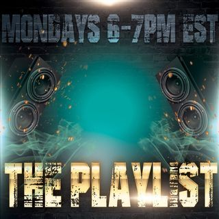 Episode 55 - The Playlist Radio Show
