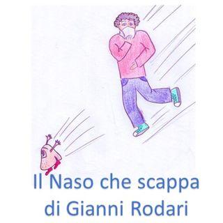 Il Naso che scappa di Gianni Rodari