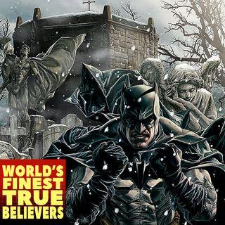 Batman Noel : World's Finest True Believers Retro