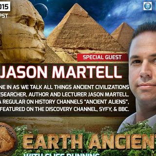 Jason Martell: Science & Technologies of the Ancients