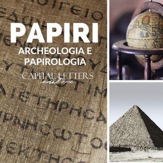 #5 Podclub del libro di CAPITAL LETTERS EDITORE_i papiri