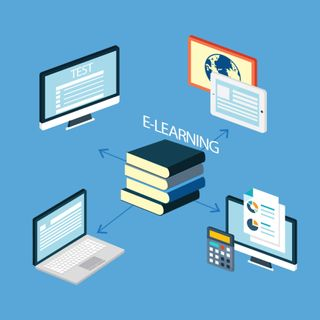 E-Learning Sincrónico y Asincrónico.