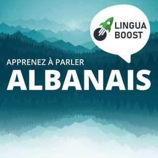 Apprendre l'albanais avec LinguaBoost