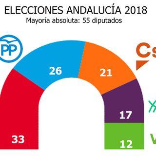 Los andaluces han hablado en las urnas ¿Y ahora qué?