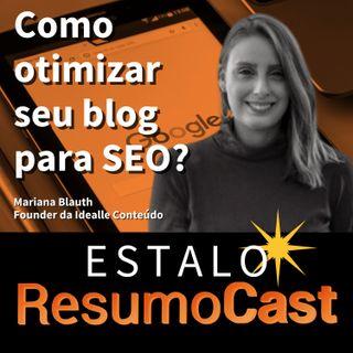 ESTALO | Como otimizar seu blog para SEO