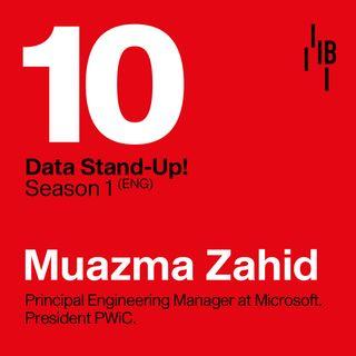 Muazma Zahid · Senior Software Engineering Manager // Jesus Templado · Bedrock @ LAPIPA_Studios