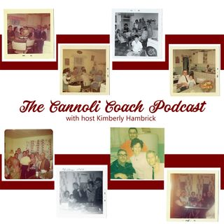 The Cannoli Coach: Always Find Something to be Thankful For | Episode 056
