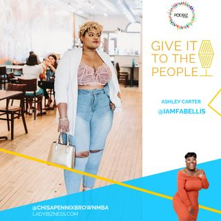 Give it to the People with @IAmFabEllis