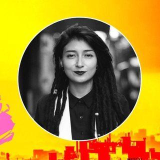 Hablando de contenido musical en Nueva York con Diana Hernández de Urbano Street.